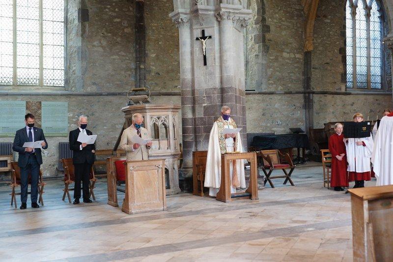 Pilgrim Prince Service