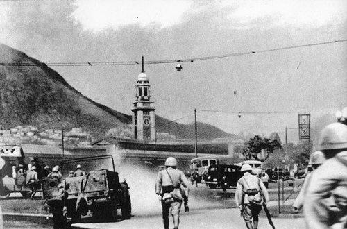 Battle of Hong Kong 2