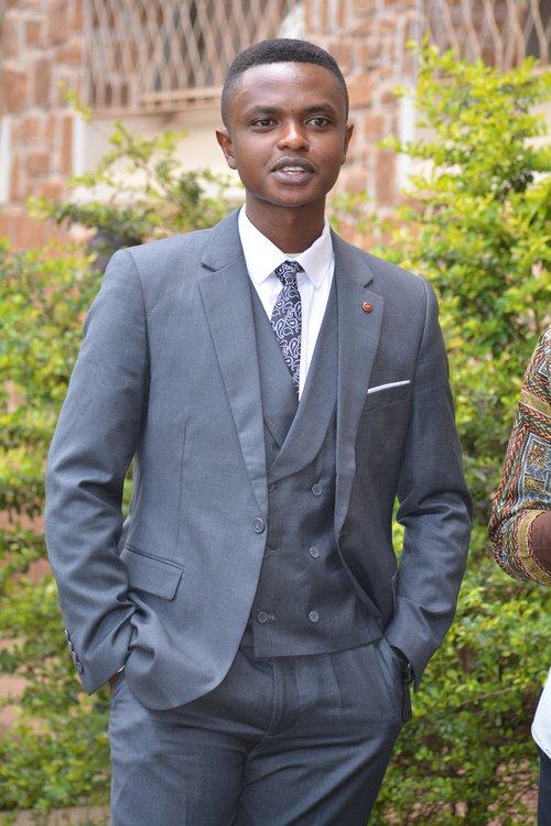 Benjamin Rwizibuka [DRC]