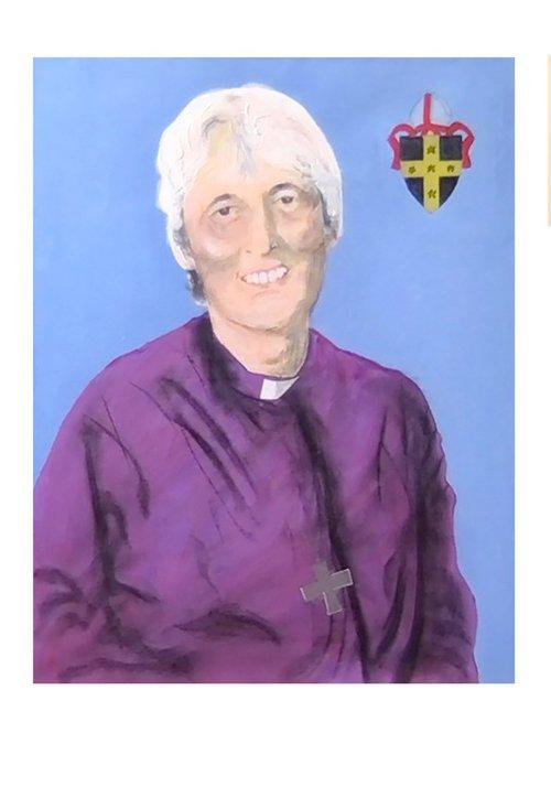 Bishop Joanna portrait