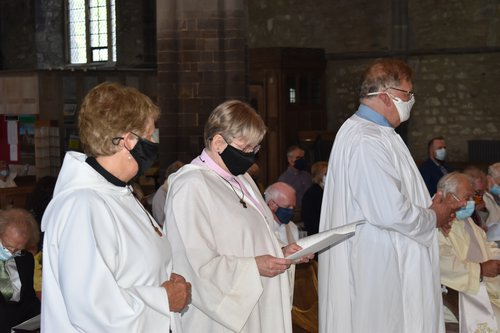 Ordination of Deacons 2021 [Sunday June 27th]