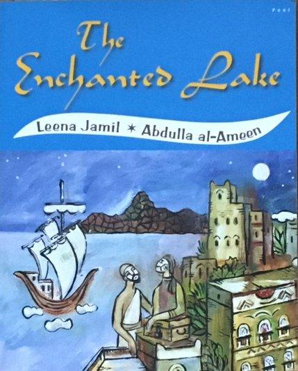 Enchanted Lake Book Cover