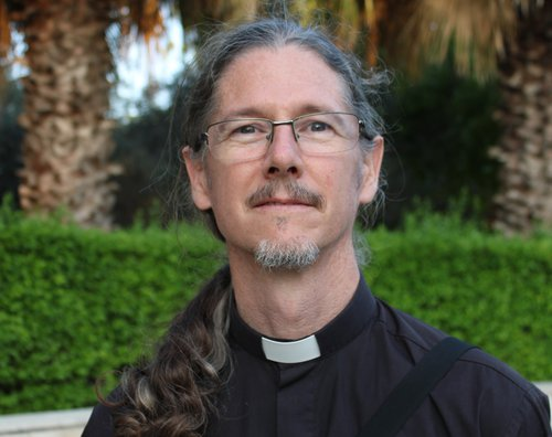 Revd Justin Arnott