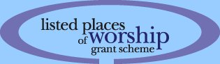 Listed Places of Worship logo