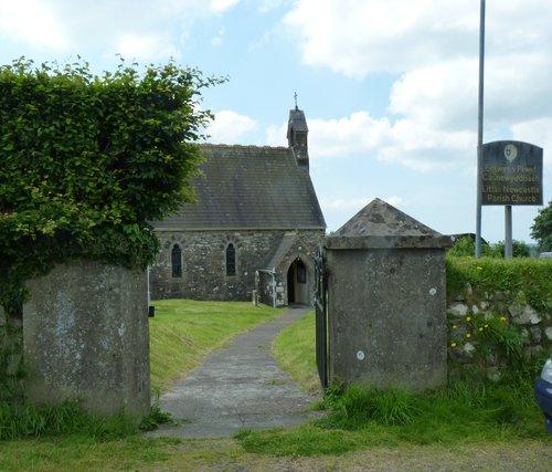 Little Newcastle church ext