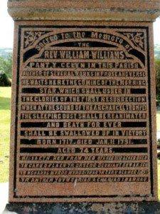 Pantycelyn Memorial