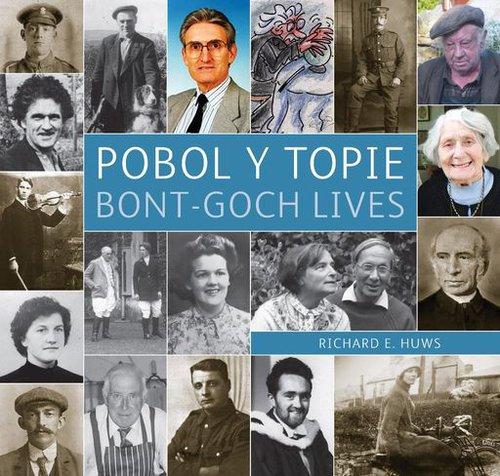 Pobl y Topie book cover