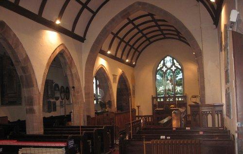 St Elli's Interior