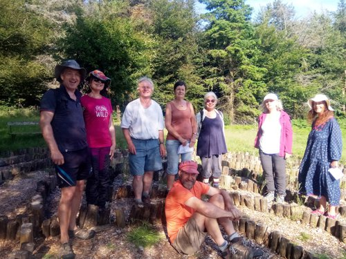St James and the Camino walk