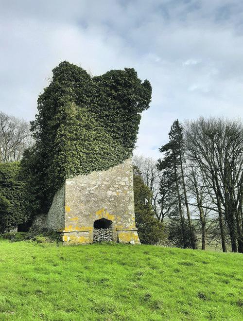 St Michael's Church Llanfihangel Abercowyn
