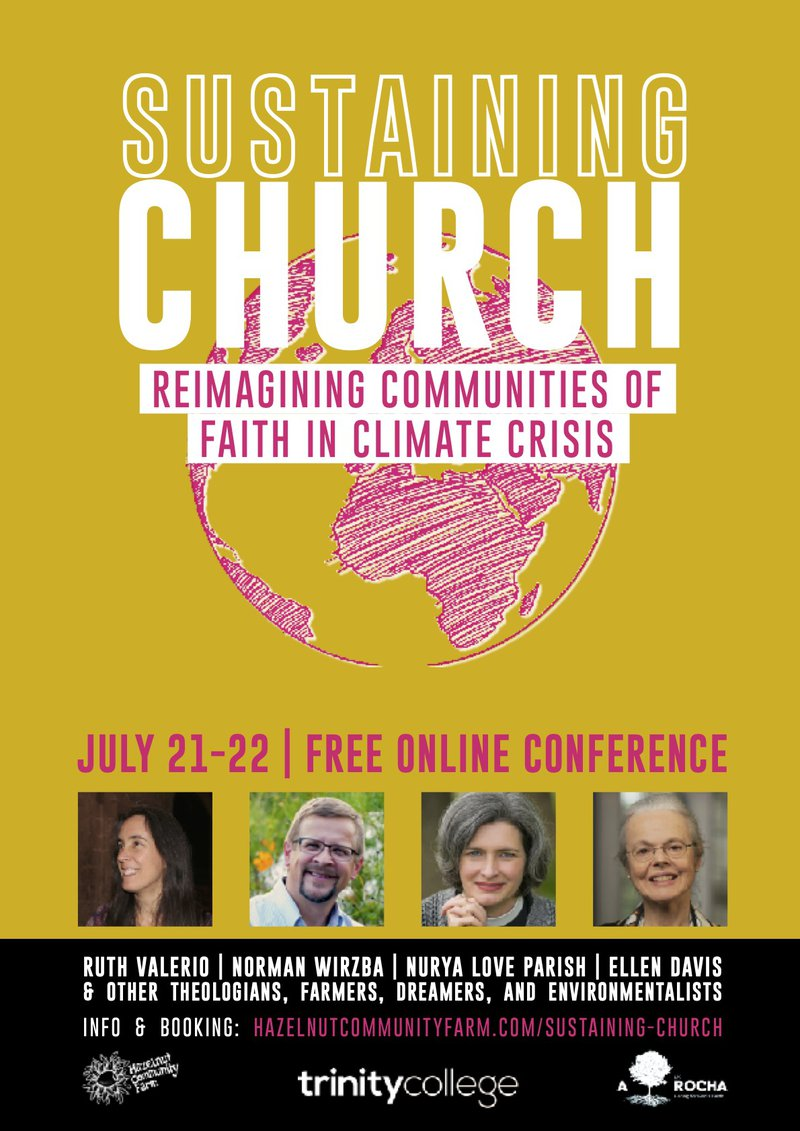 Sustaining Church Poster [E]