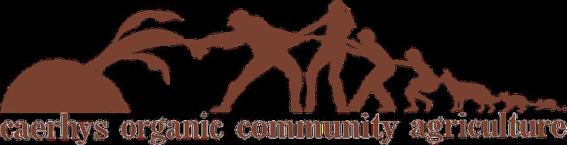 Caerhys Community Agriculture logo