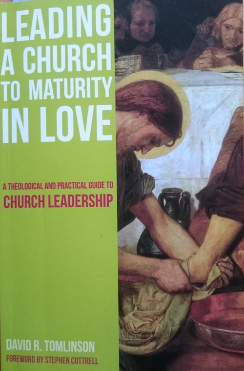 Leading a church to maturity [book cover]