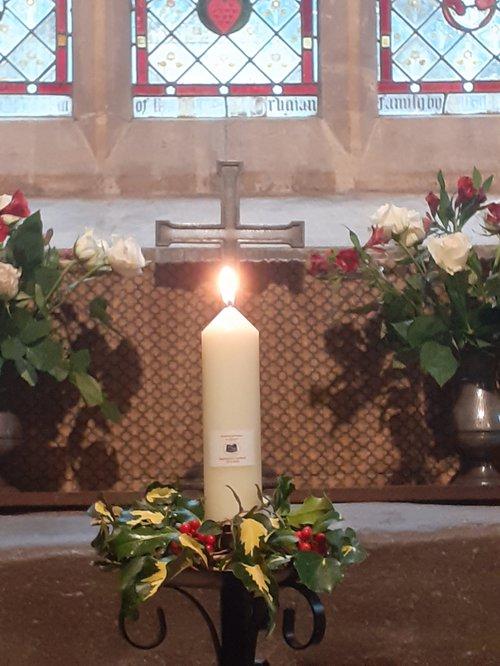 llanllwyni primary school 150 candle