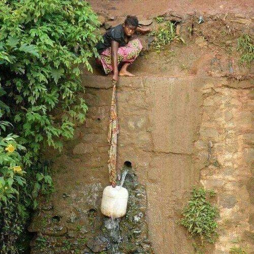 Bukavu poverty image
